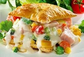 сандвич, фото