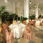 красивый банкетный зал, фото